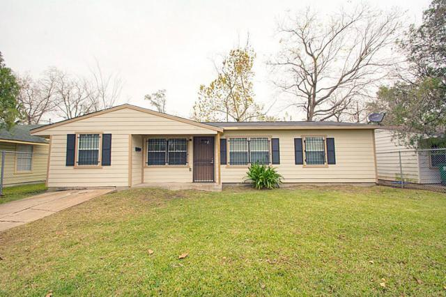 5407 Willow Glen Drive, Houston, TX 77033 (MLS #46741128) :: Giorgi Real Estate Group