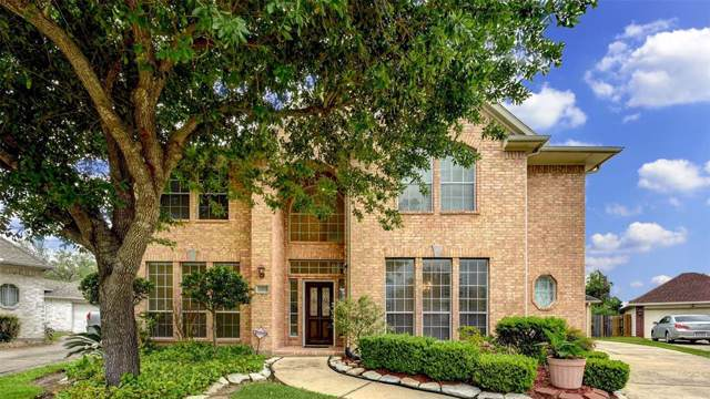 12002 Orchard Court, Stafford, TX 77477 (MLS #46744967) :: The SOLD by George Team