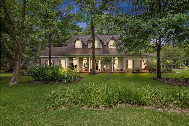 29014 Commons Oaks Drive, Huffman, TX 77336 (MLS #46750828) :: The SOLD by George Team