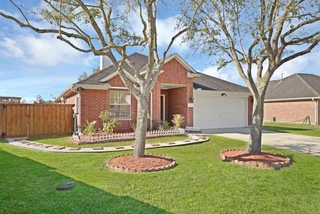 215 Colony Lake Lane, Dickinson, TX 77539 (MLS #46759981) :: The Jill Smith Team