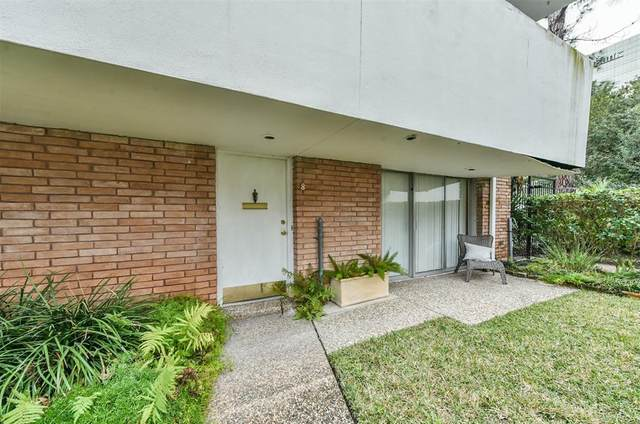 513 S Post Oak Lane #5108, Houston, TX 77056 (MLS #4676650) :: Rachel Lee Realtor
