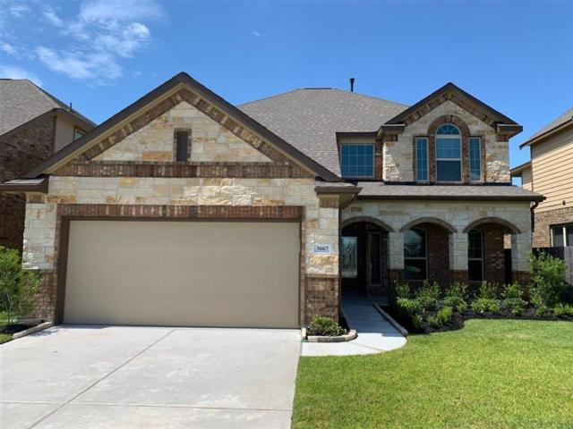 3667 Lake Bend Shore, Spring, TX 77386 (MLS #46771935) :: Green Residential