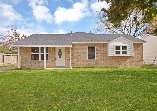 909 James Street, Deer Park, TX 77536 (MLS #46773428) :: Texas Home Shop Realty