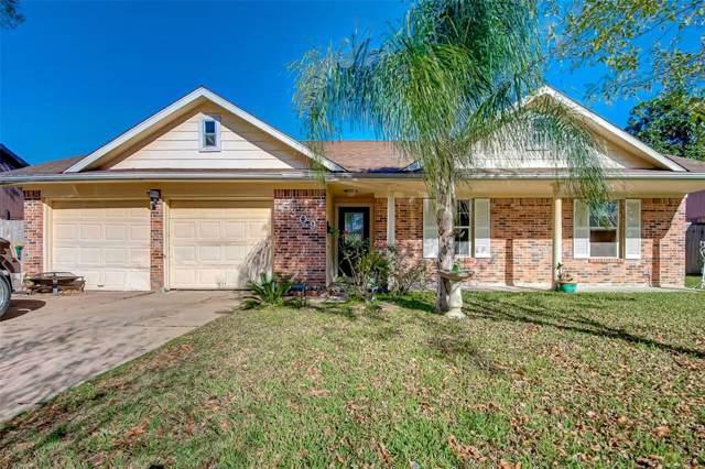 5309 Rockland Drive, Pearland, TX 77584 (MLS #46775433) :: Bay Area Elite Properties