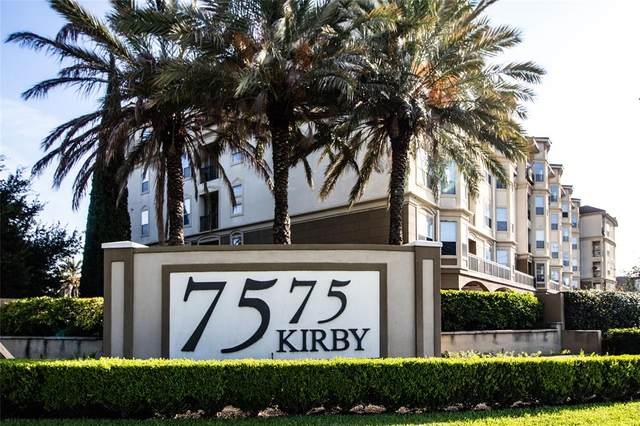 7575 Kirby Drive #1305, Houston, TX 77030 (MLS #46777275) :: My BCS Home Real Estate Group