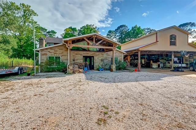 250 Cora Brown Road, Coldspring, TX 77331 (MLS #46782220) :: Caskey Realty