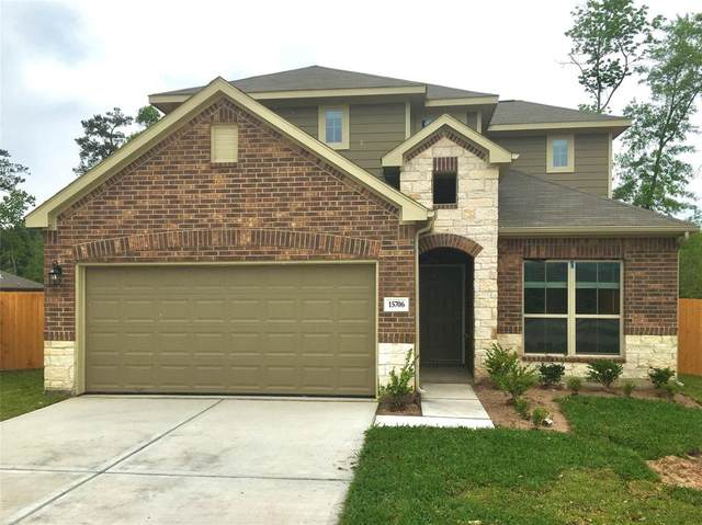 15706 Joe Di Maggio Street, Splendora, TX 77372 (MLS #46791212) :: The SOLD by George Team