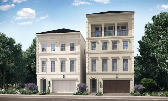 3606 Eaton Estates Lane, Houston, TX 77055 (MLS #46793675) :: The Freund Group