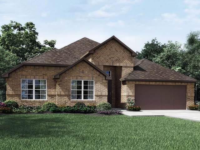 2319 Rosehill Garden Trail, Pearland, TX 77089 (MLS #46797668) :: Texas Home Shop Realty