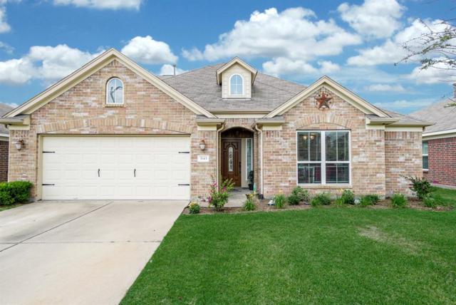 3143 Quarry Place Lane, Katy, TX 77493 (MLS #46808101) :: Texas Home Shop Realty