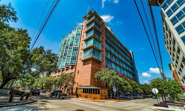 2000 Bagby Street #7437, Houston, TX 77002 (MLS #46823993) :: My BCS Home Real Estate Group