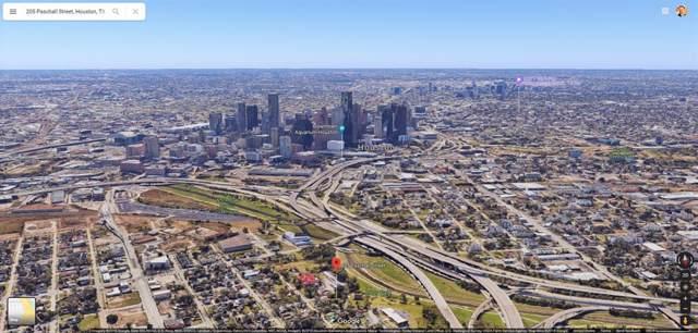 205 Paschall Street, Houston, TX 77009 (MLS #46824064) :: Giorgi Real Estate Group