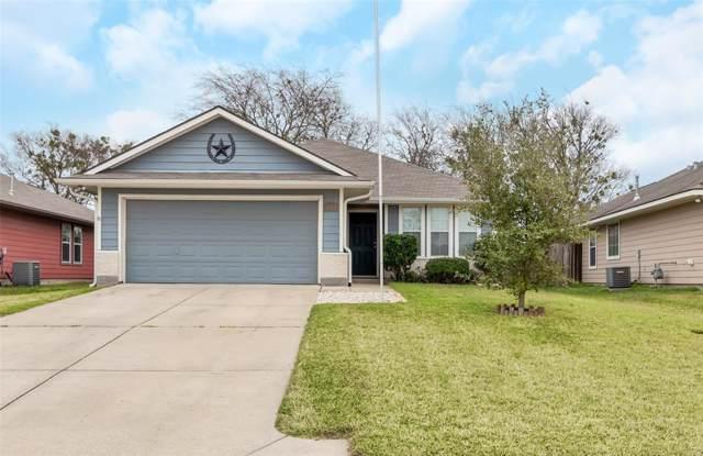 1294 Cottage Grove Circle, Bryan, TX 77801 (MLS #46825600) :: Guevara Backman