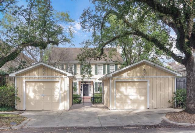 608 Harold Street, Houston, TX 77006 (MLS #46828427) :: Circa Real Estate, LLC