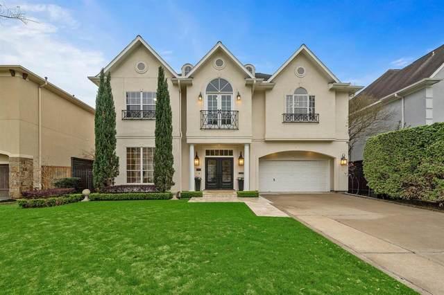 5103 Patrick Henry Street, Bellaire, TX 77401 (MLS #46830399) :: The Sansone Group