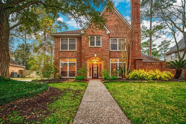 3215 Spring Manor Drive, Kingwood, TX 77345 (MLS #46833882) :: The Home Branch