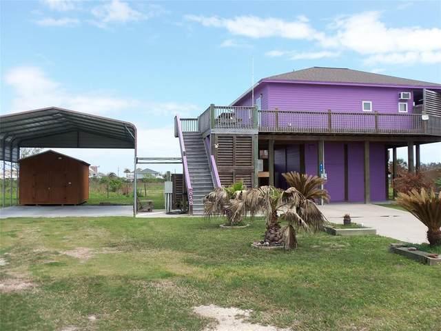 818 Mae Circle, Crystal Beach, TX 77650 (MLS #46840988) :: The Queen Team
