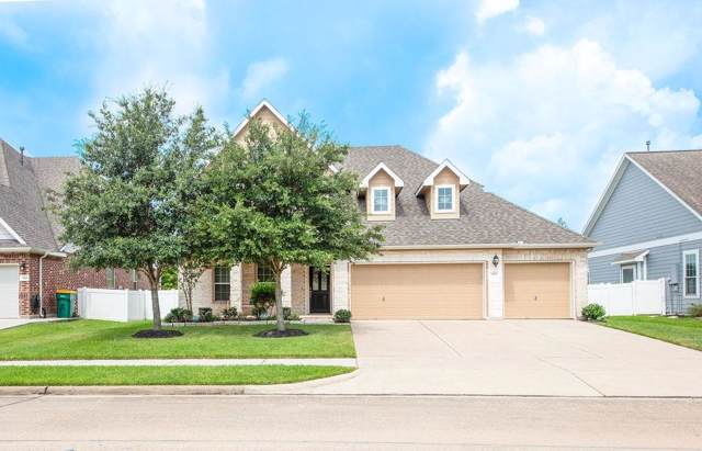 3412 Old Holly Drive, Pearland, TX 77584 (MLS #46846662) :: Texas Home Shop Realty