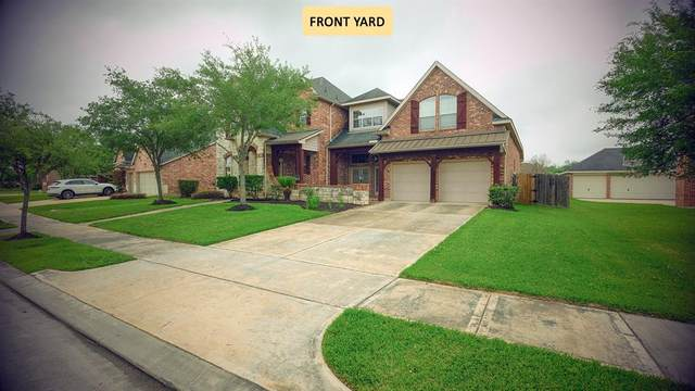 4310 Village Forest Drive, Sugar Land, TX 77479 (MLS #46853978) :: Michele Harmon Team