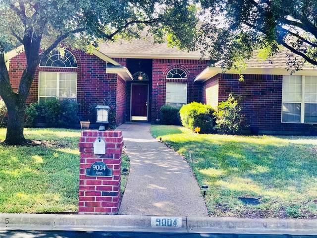 9004 Aspen Drive, Waco, TX 76712 (MLS #46858077) :: Guevara Backman