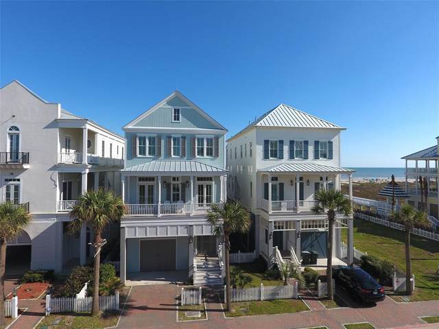 1737 Seaside Drive, Galveston, TX 77550 (MLS #46858236) :: Bray Real Estate Group