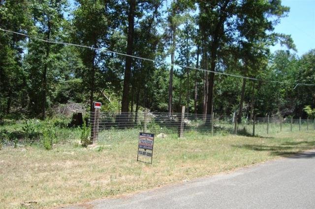 00 County Road 3706A, Splendora, TX 77372 (MLS #46858672) :: Caskey Realty