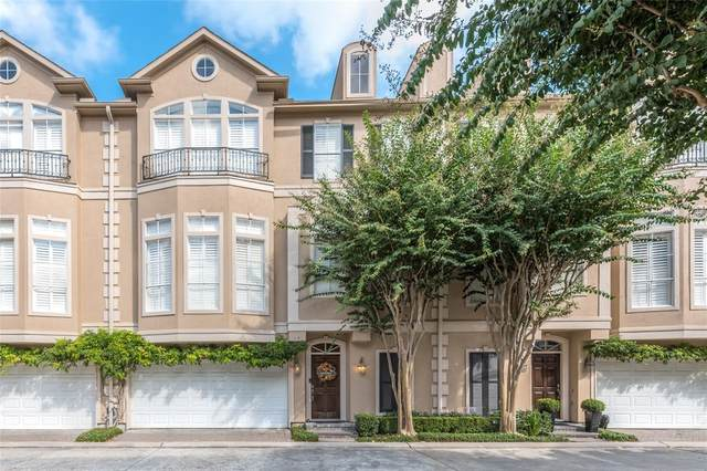 2910 Brompton Square Drive, Houston, TX 77025 (MLS #46871617) :: The Freund Group