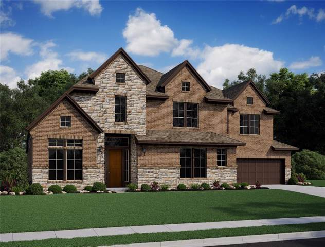 2502 Ashby Forest Drive, Missouri City, TX 77459 (MLS #46895058) :: The Bly Team