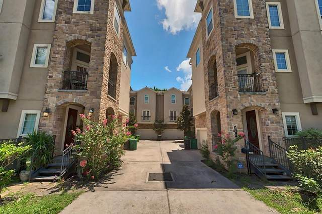 5309 Egbert Street B, Houston, TX 77007 (MLS #46897300) :: The Freund Group