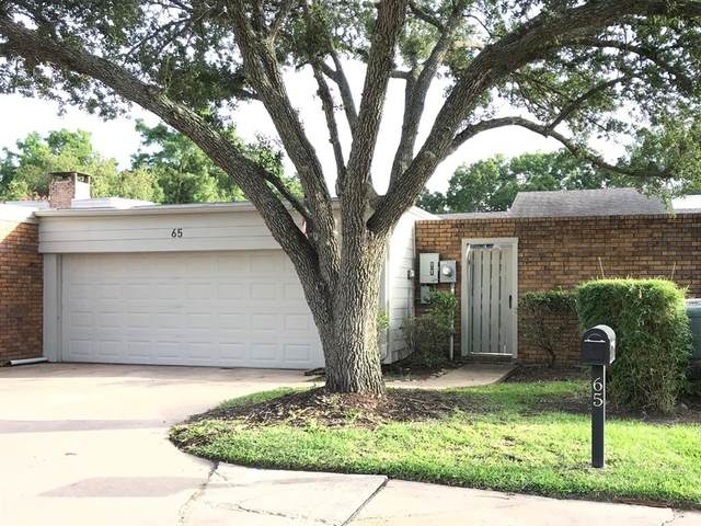 65 Chervil Common, Lake Jackson, TX 77566 (MLS #46910958) :: The SOLD by George Team