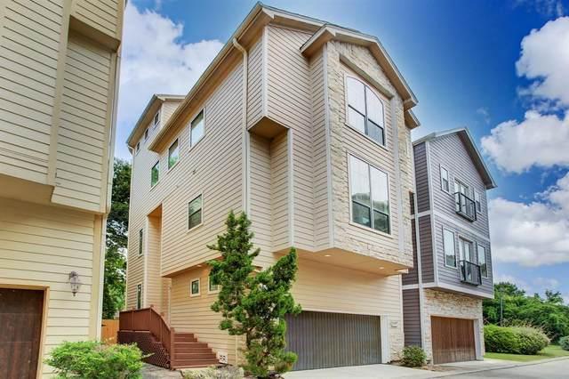 2047 W 14th 1/2 Street, Houston, TX 77008 (MLS #46911705) :: The Home Branch