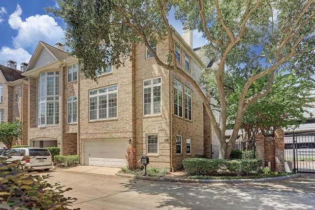 16 Stalynn Lane, Houston, TX 77027 (MLS #46917903) :: Christy Buck Team