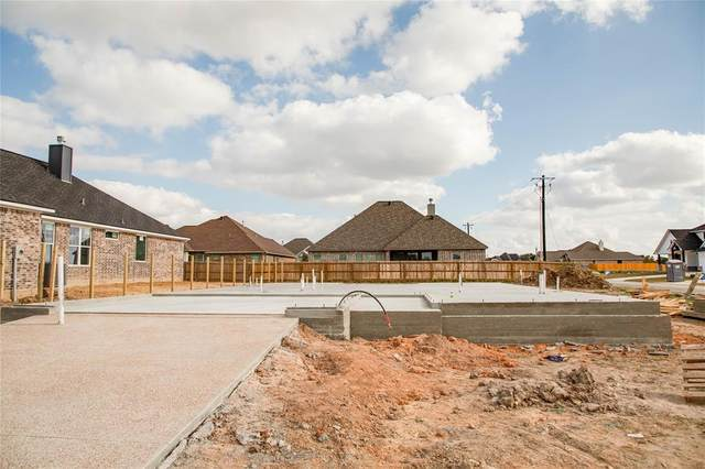 3353 Stonington Way, Bryan, TX 77808 (MLS #46927137) :: The Bly Team