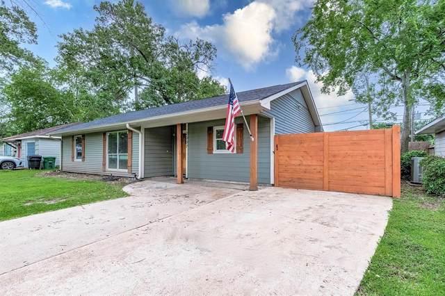 2007 Du Barry Lane, Houston, TX 77018 (MLS #46927966) :: Green Residential