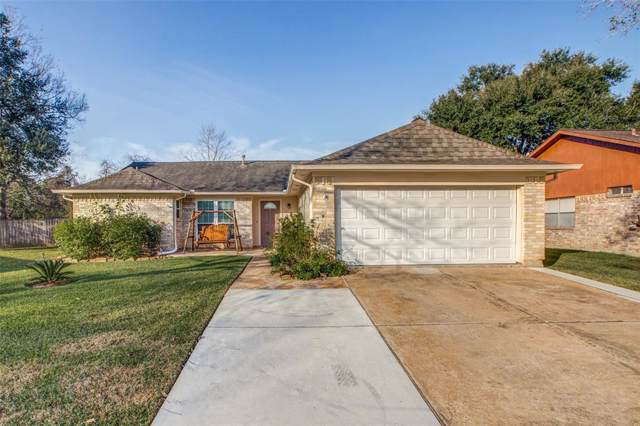 403 Old Colony Drive, Richmond, TX 77406 (MLS #46928072) :: The Heyl Group at Keller Williams