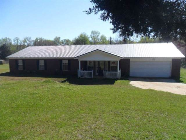 162 County Road 2338, Douglassville, TX 75560 (MLS #46928485) :: Texas Home Shop Realty