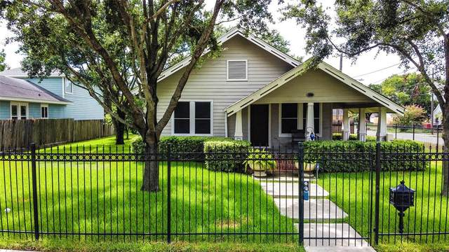 106 Clifton Street, Houston, TX 77011 (MLS #4693617) :: The SOLD by George Team