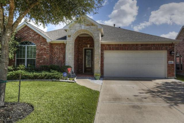 2319 Canyon Springs Drive, Pearland, TX 77584 (MLS #46939936) :: Christy Buck Team