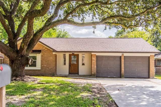 2111 Rimrock Street, Kemah, TX 77565 (MLS #46949509) :: Texas Home Shop Realty