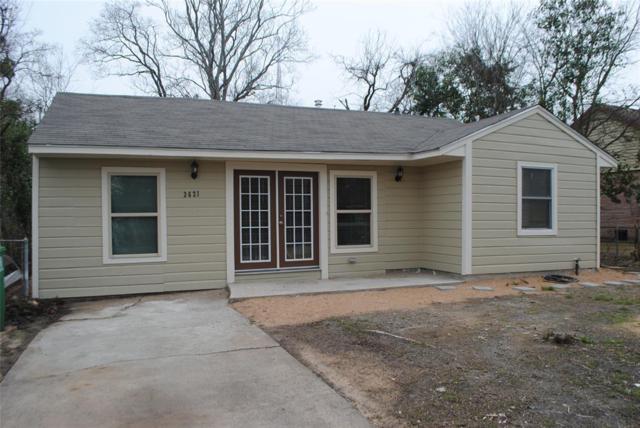 3621 Wilmington Street, Houston, TX 77051 (MLS #46952296) :: Giorgi Real Estate Group