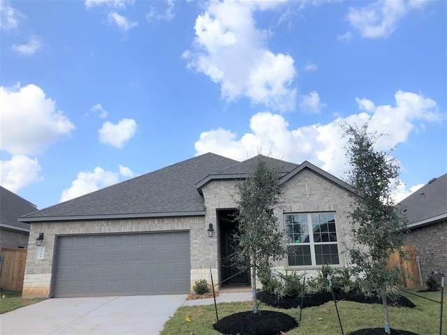 1254 Sandstone Hills Drive, Montgomery, TX 77316 (MLS #46956029) :: The Sansone Group