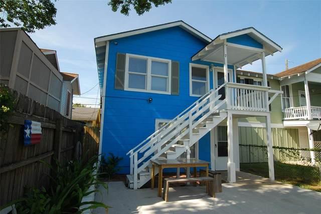 4724 Avenue Q 1/2, Galveston, TX 77551 (MLS #46964128) :: The Wendy Sherman Team