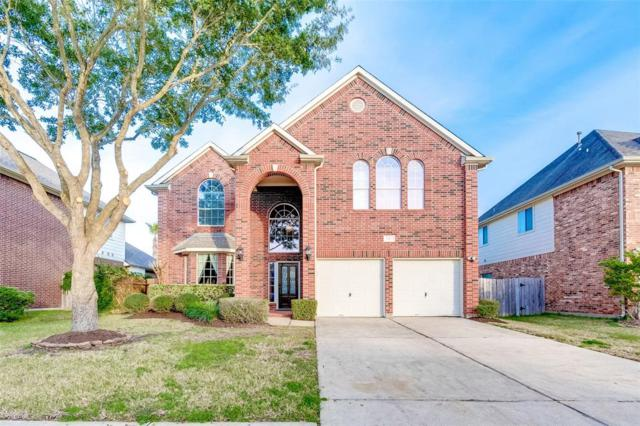 2503 Sunfire Lane, Pearland, TX 77584 (MLS #46972155) :: Christy Buck Team