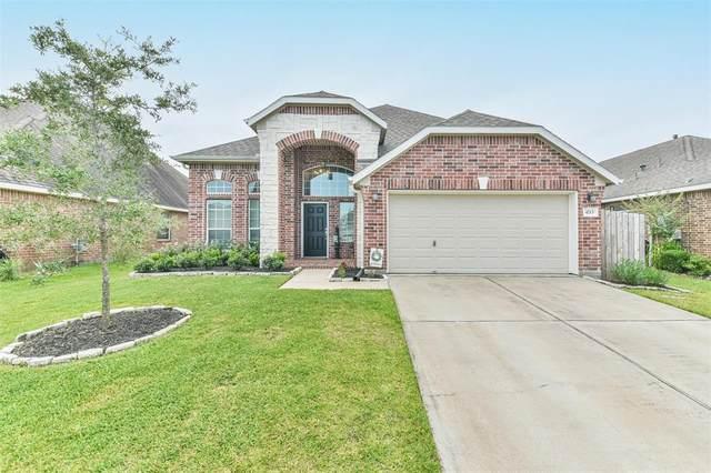 4713 Lake Rim Drive, Alvin, TX 77511 (MLS #46976286) :: TEXdot Realtors, Inc.