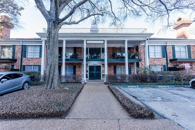 3402 Timmons Lane #19, Houston, TX 77027 (MLS #46983351) :: The SOLD by George Team