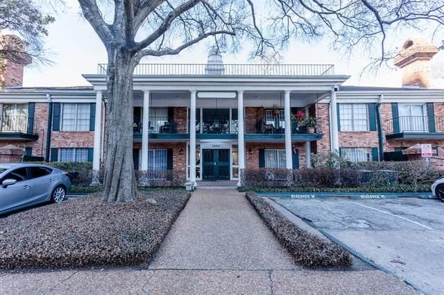 3402 Timmons Lane #19, Houston, TX 77027 (MLS #46983351) :: TEXdot Realtors, Inc.