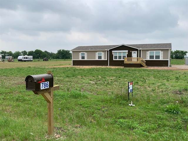 786 County Road 385, El Campo, TX 77437 (MLS #46987128) :: My BCS Home Real Estate Group