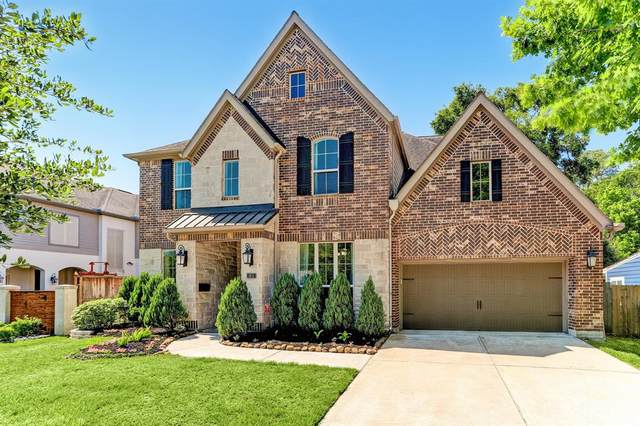 1815 Woodcrest Drive, Houston, TX 77018 (MLS #47002783) :: Connell Team with Better Homes and Gardens, Gary Greene