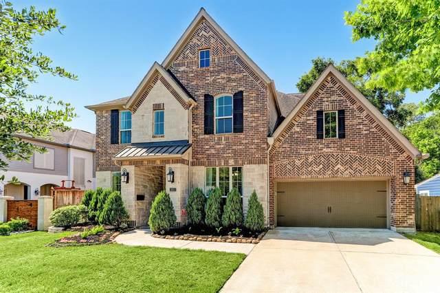 1815 Woodcrest Drive, Houston, TX 77018 (MLS #47002783) :: Texas Home Shop Realty