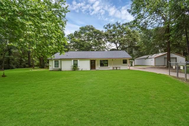 22110 Pine Tree Lane, Hockley, TX 77447 (MLS #47005197) :: The SOLD by George Team